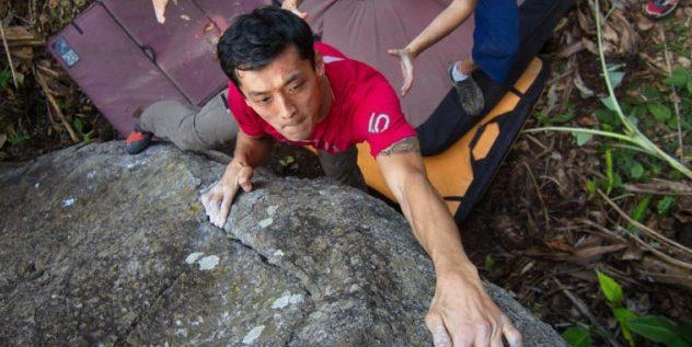 Azar em dobro: as duas fraturas consecutivas de Raphael Nishimura e sua recuperação para voltar ao esporte
