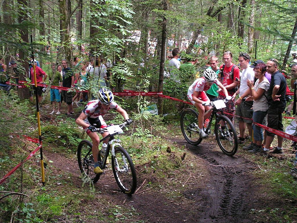 competição cross country